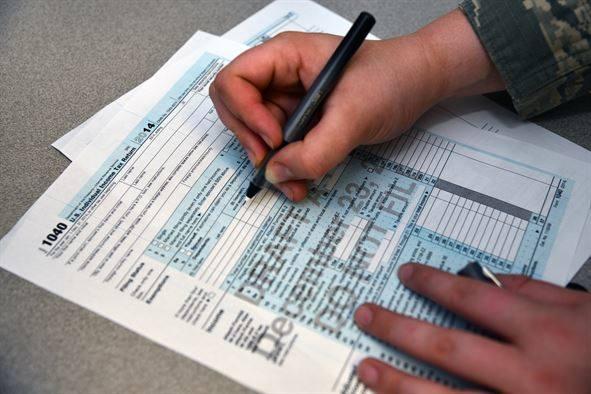 Company Tax Image